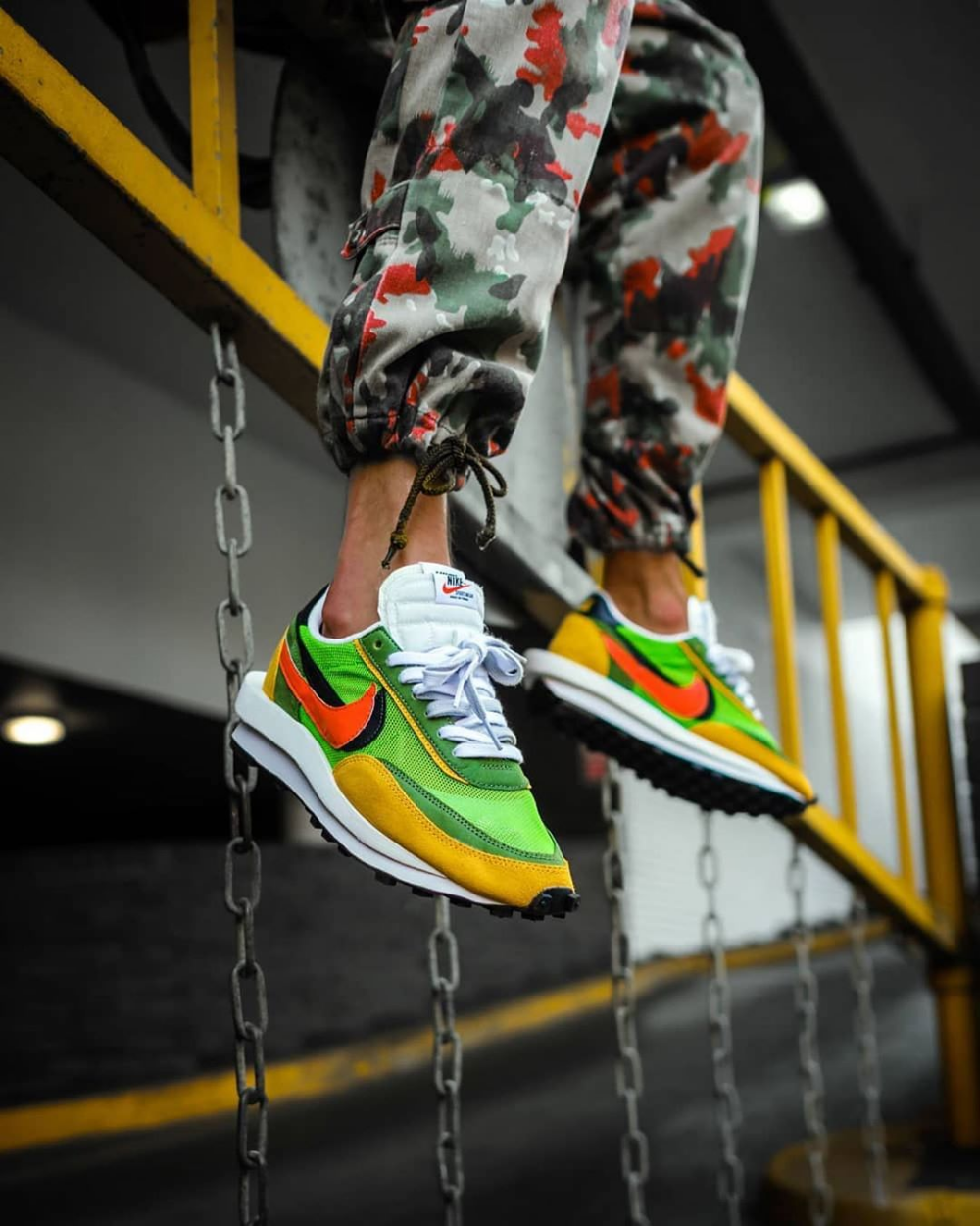 Pin On Nike X Sacai