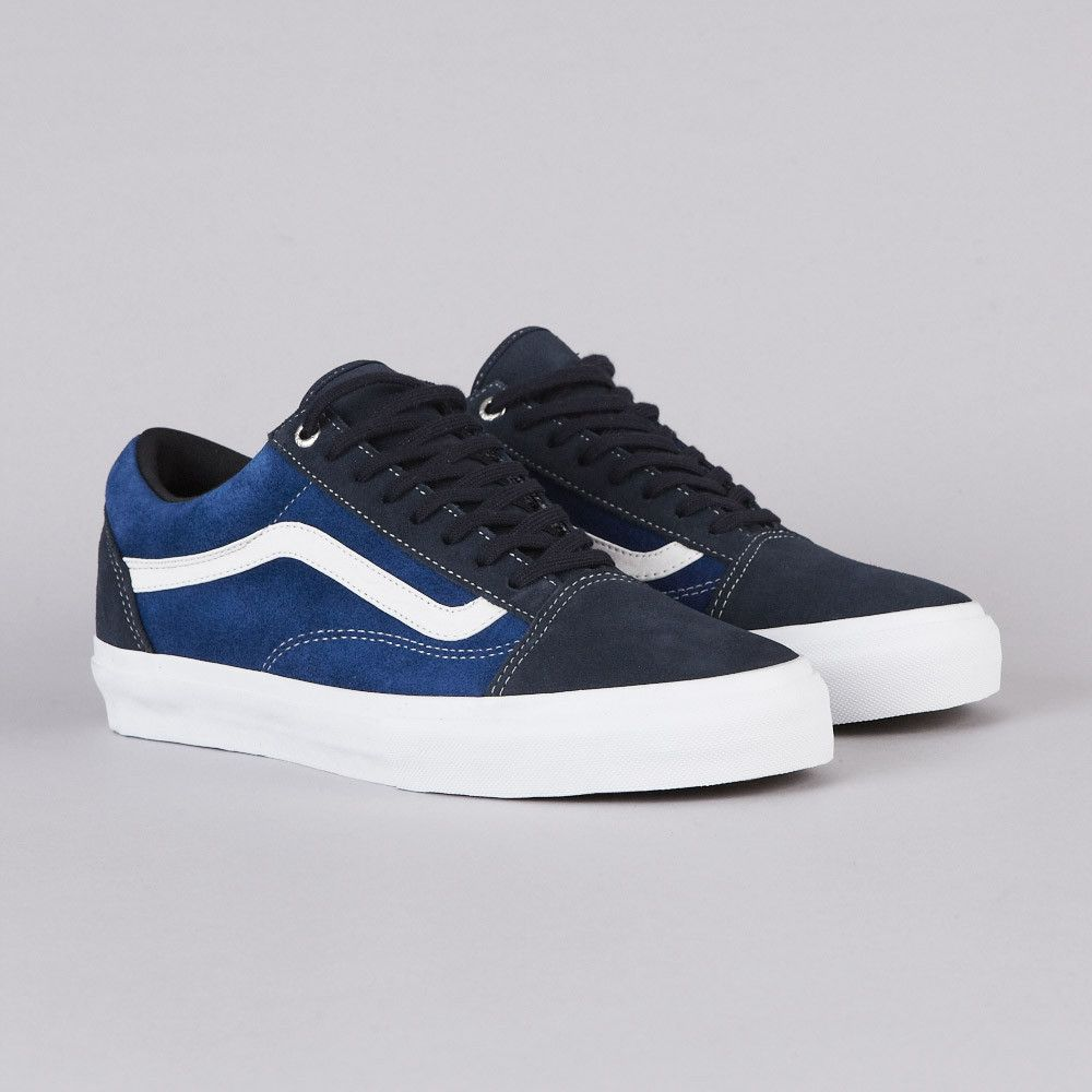 39087f9fed05 Vans Syndicate Old Skool Pro S Navy   Stv Navy
