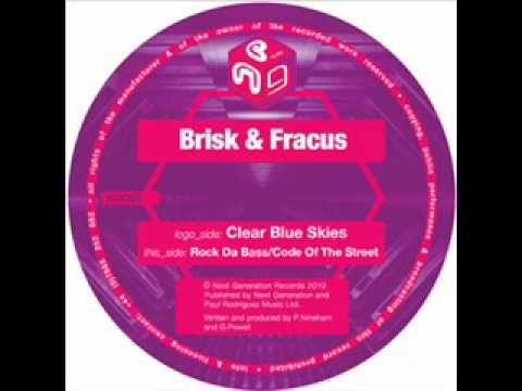 【UK Hardcore】Brisk & Fracus - Rock Da Bass