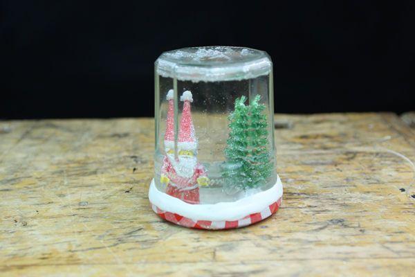 How To Make A Diy Snow Globe Idee