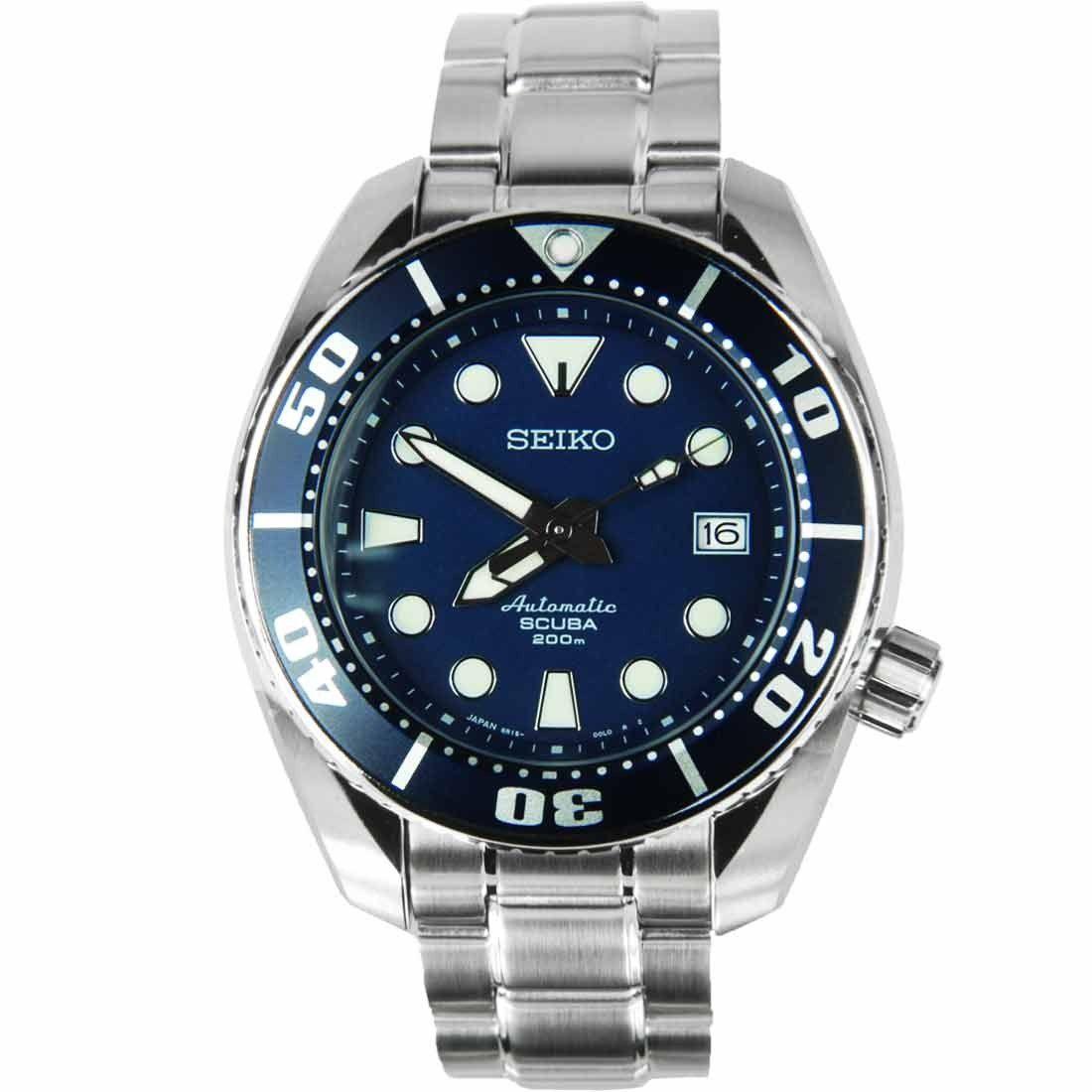 seiko sumo prospex automatic mens s diver watch sbdc003j seiko sumo prospex automatic mens s diver watch sbdc003j sbdc003