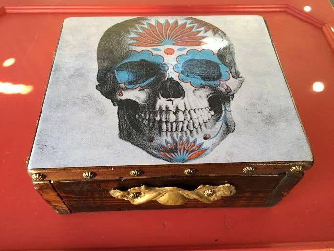 Handmade box @ Pop Cycle!