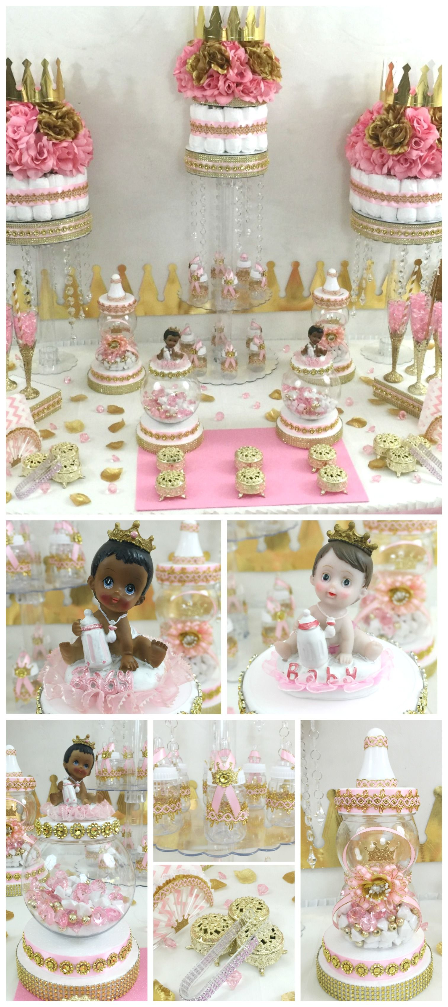 Princess Theme Baby Shower : The Perfect Theme For Your ...  |Princess Girl Baby Shower Ideas