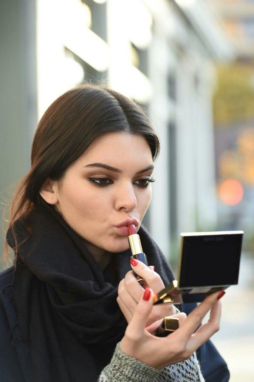 Kendall Jenner as Estee Lauder new face
