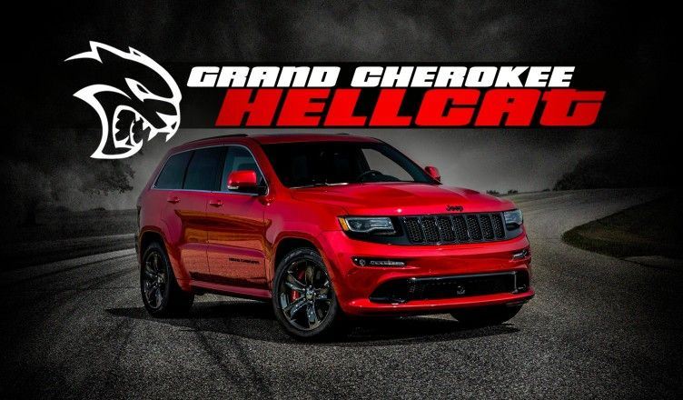 2017 Grand Cherokee Hellcat Confirmed By Ceo Jeep Grand Cherokee