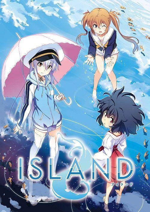 TV Anime Island Reveals Key Visual