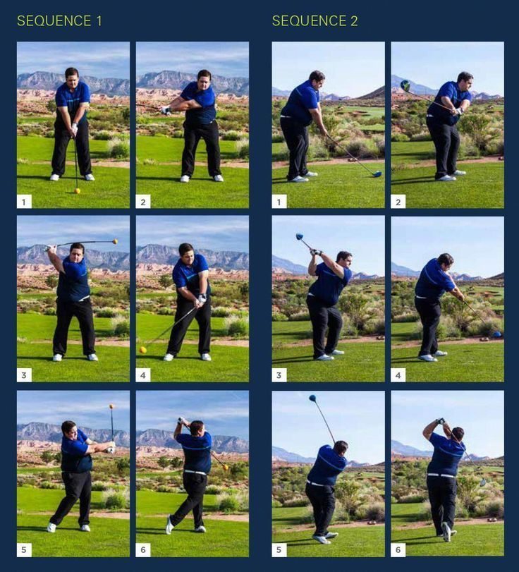 How To Fix A Broken Golf Swing (With images) Golf tips