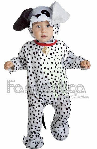 d1cf43d82 Disfraz para Bebé Perro Dálmata IV Disfraces De Animales