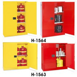 Safety Cabinets, Chemical Storage Cabinets in Stock - ULINE