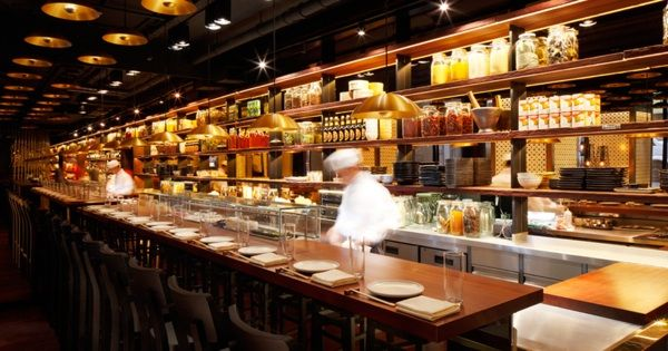 Eat At Bar Expo Kitchen Lit Pantry Chefs With Images Best
