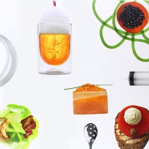 Molekularküche Geschenkset für Hobbyköche - molekulare küche set