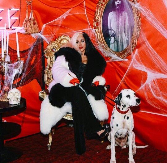 Shannonmratliff Cruella D Enfer Fourrure