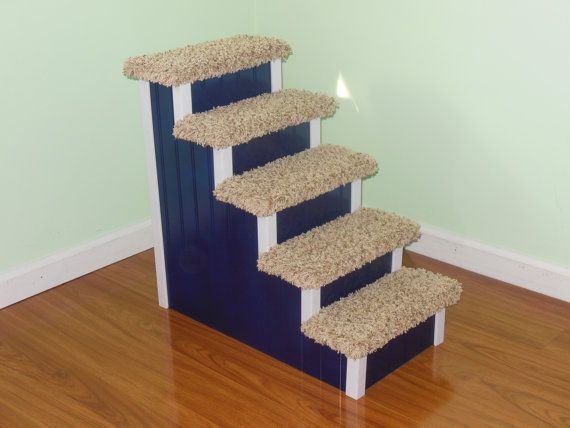 Superieur Pet Steps Designed For Your Modern Pet. Custom Pet Furniture Great For A Dog  Lover Gift. These Stairs Are Wonderful For Your Small Dog, Toy Dog, Cats,  ...
