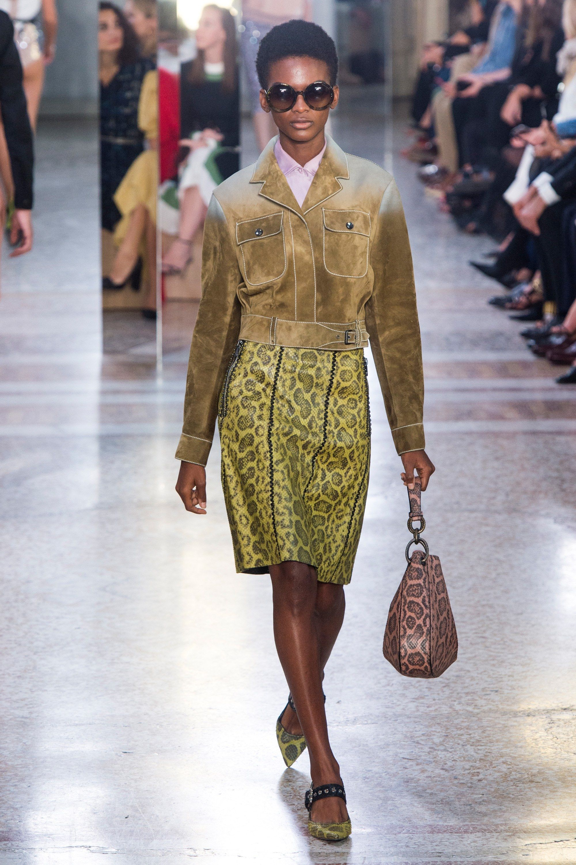 See the plete Bottega Veneta Spring 2018 Ready to Wear collection