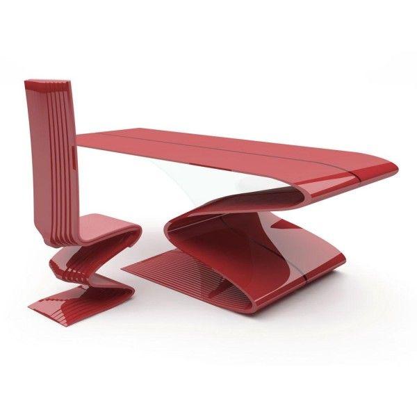Functional & Artistic: Cobra Table by Pierre Cardin Studio