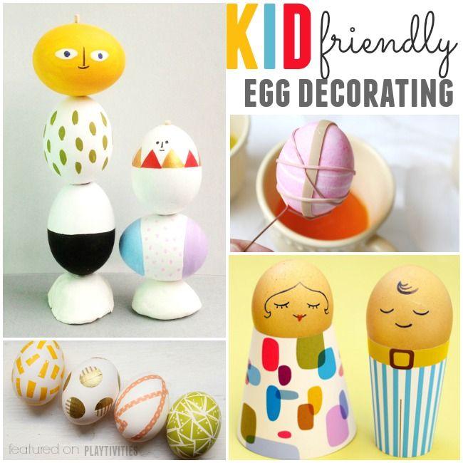 Easter Egg Decorating Ideas For Toddlers Valoblogi Com