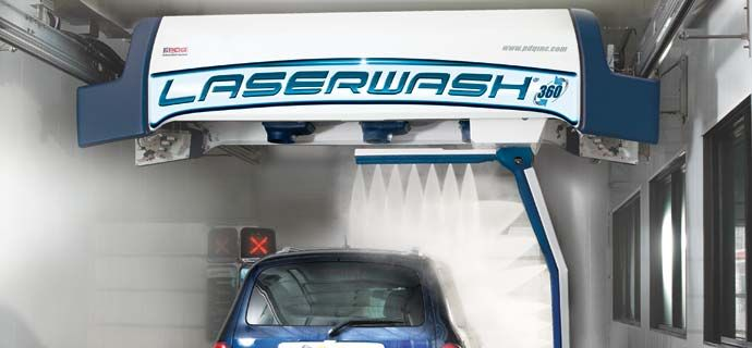 Here S Our Favorite Laser Wash The Laserwash 360 Smooth Treats Your Car Like Well With A Sleek Design Car Wash Systems Car Wash Equipment Car Wash