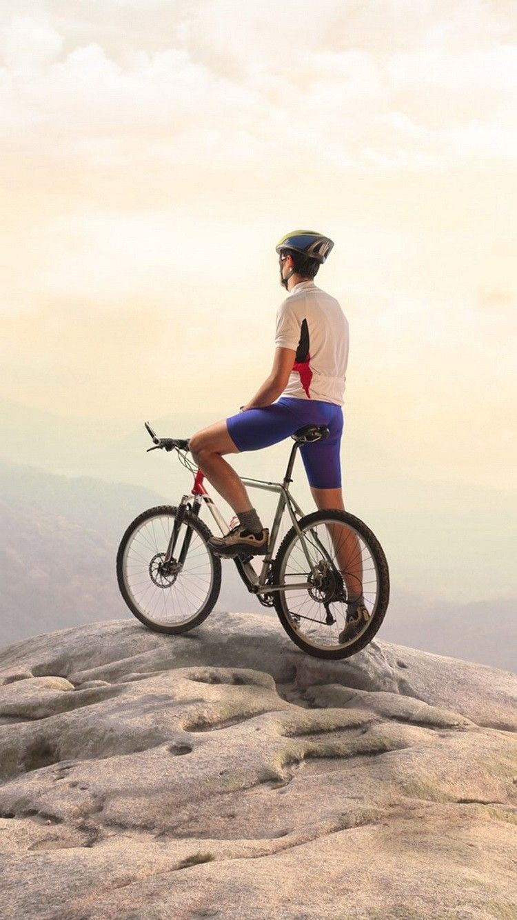 Bike Rider Top Mountain Android And Iphone Wallpaper Background And Lockscreen Check More At Https Phonewallp Com Bike Bike Rider Mongoose Mountain Bike Bike
