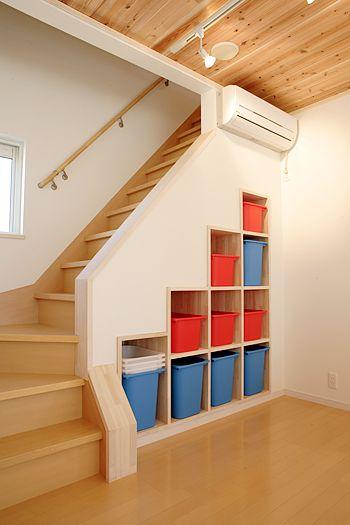 Pin de saito en pinterest escalera escaleras for Escaleras cocinas pequenas