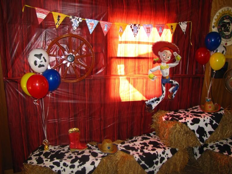 Toy Story Jessie 6th Birthday Party Pics Cafemom Mobile