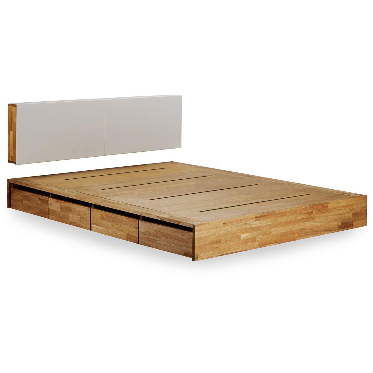 LAX Platform Bed W/ Storage | MASH Studios | HORNE