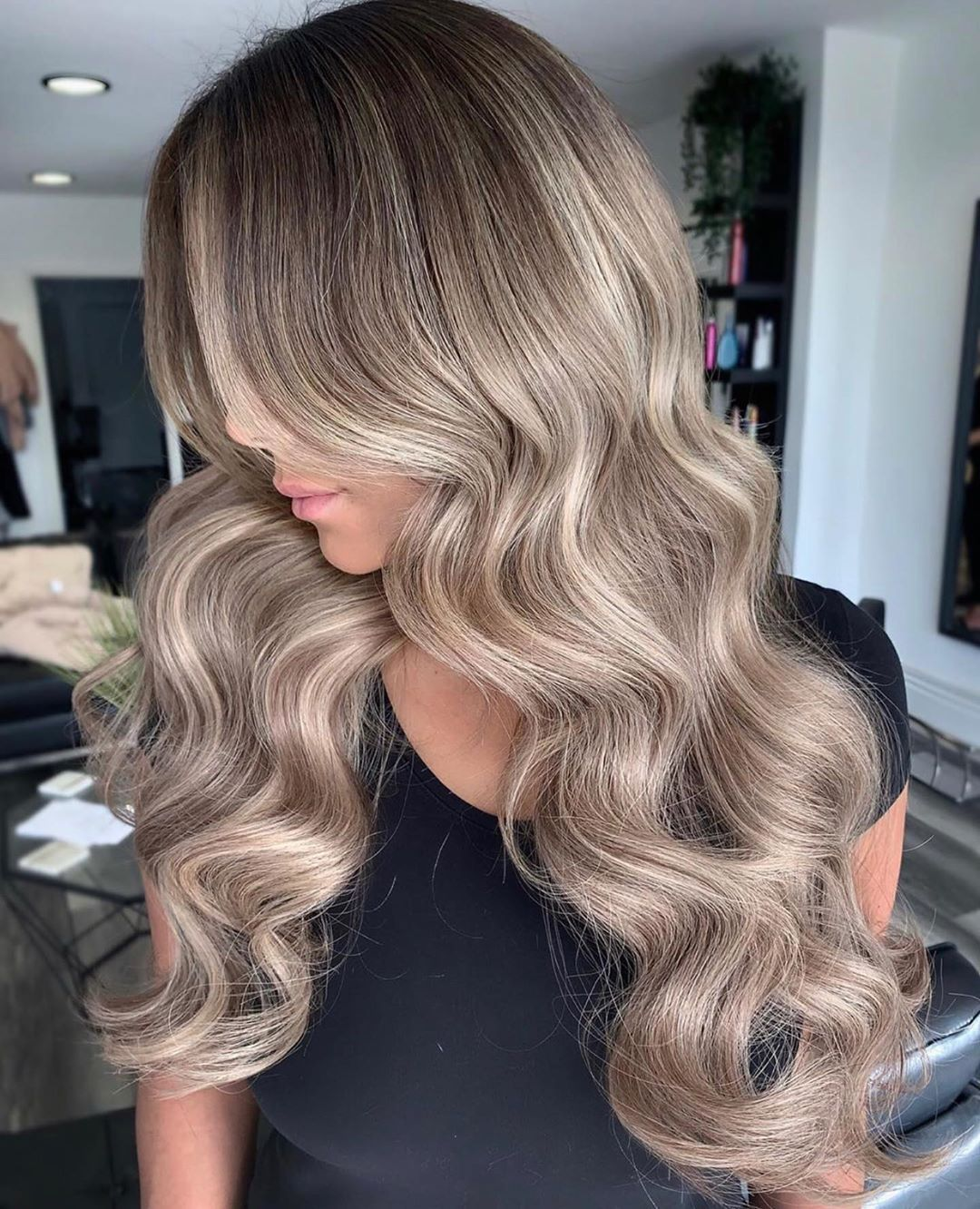 Beauty Works Hair Extensions On Instagram Blend On 2 X 20 Celebrity Choice Wefts In Shades Oak And Boh Beauty Works Hair Extensions Beauty Works Hair