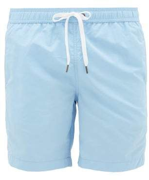 Onia Charles 7 Swim Shorts - Mens - Light Blue #lightblueshorts