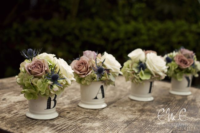 Gorgeous Vintage Meets Modern Baby Shower Baby Shower Flowers