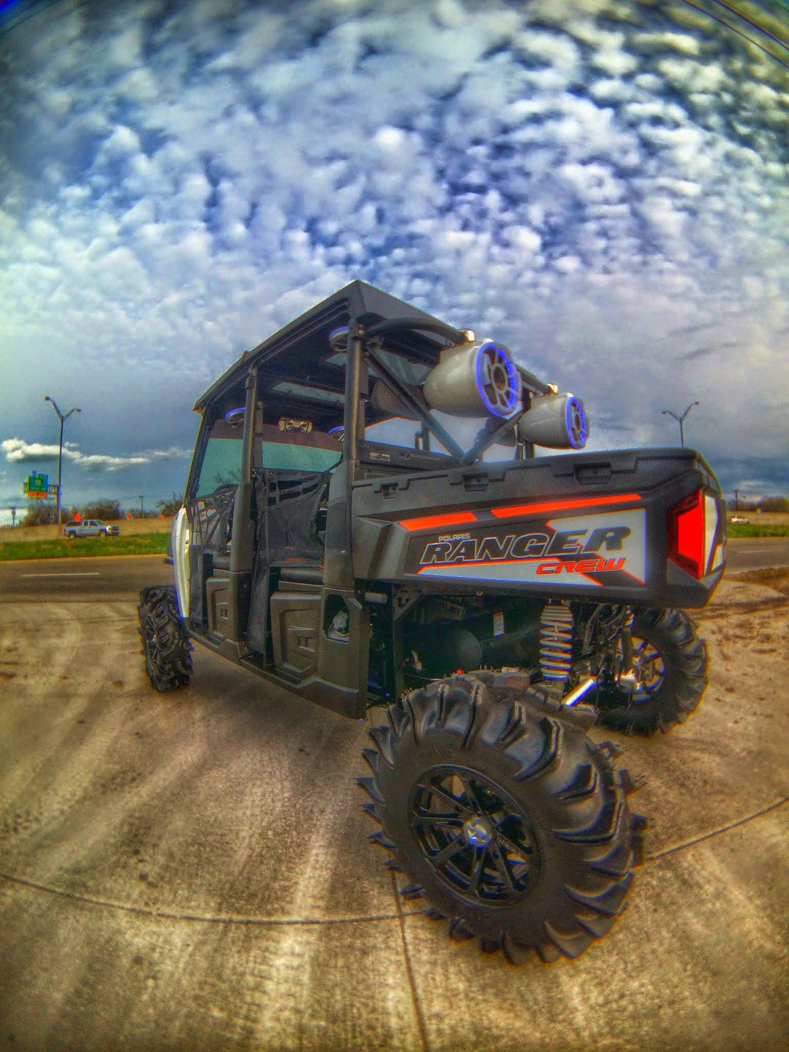 Check out the latest build from wc3 a 2015 ranger crew