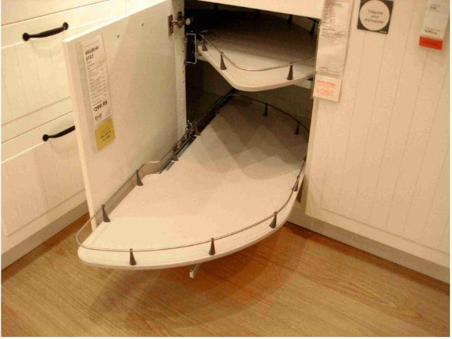 Almacenaje cocina esquina | Organización y decoración | Pinterest ...