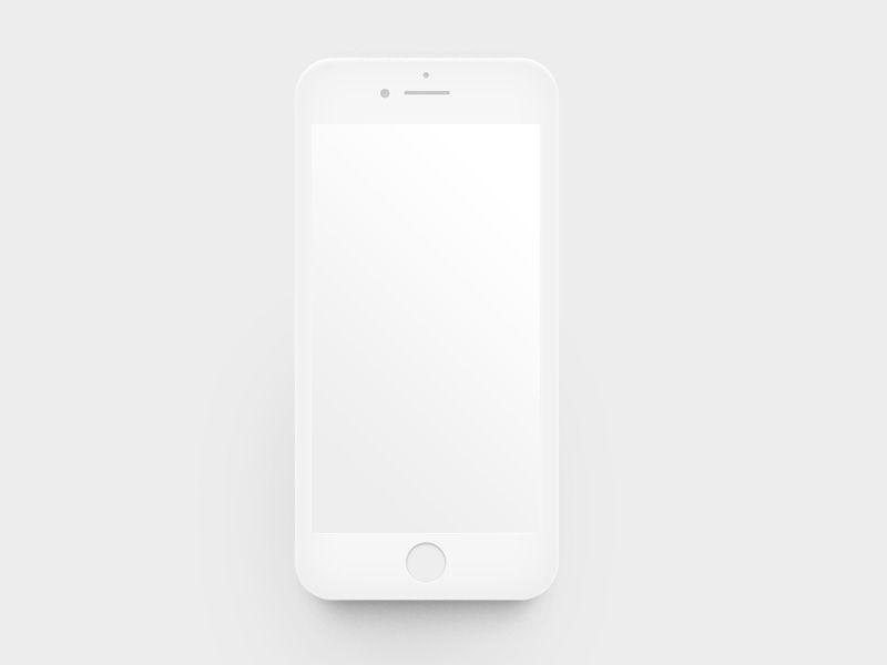 Flat Iphone Mockup Free Psd Iphone Mockup Free Iphone Mockup Iphone Mockup Psd