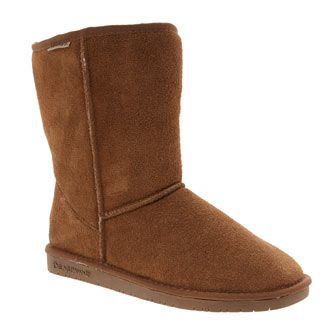 35 Tk Max Bear Paw Brown Suede Slipper Boots Shoes Boots Bearpaw Slipper Boots Shoes