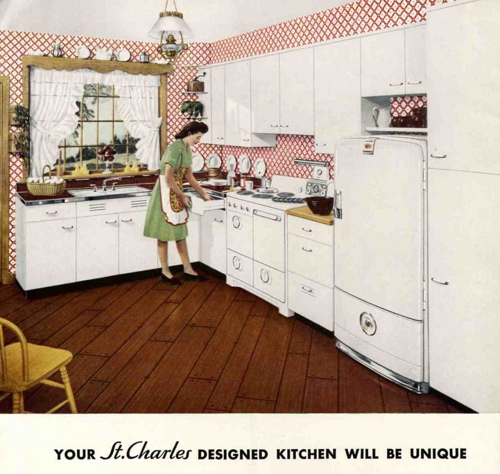Steel Kitchen Cabinets History Design And Faq Retro Kitchen Vintage Kitchen Cabinets Metal Kitchen Cabinets