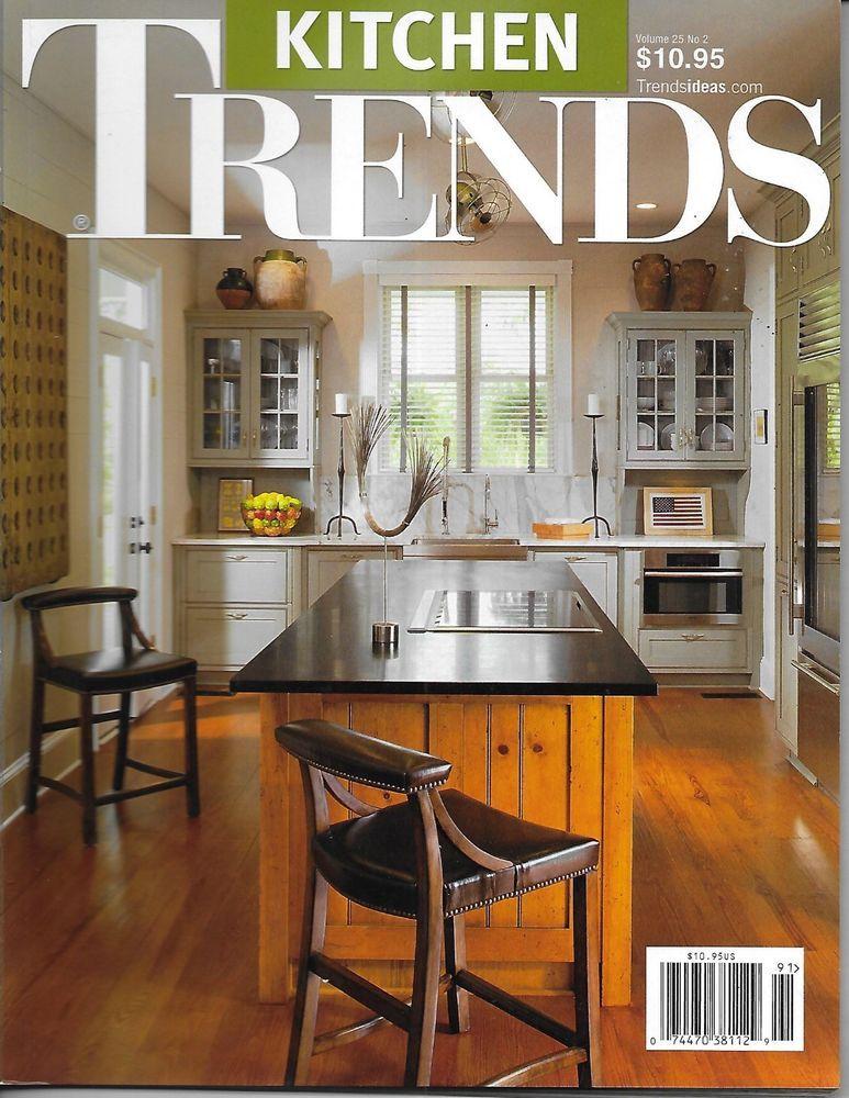 Kitchen Trends Magazine Modern Pantries Storage Sculleries ...