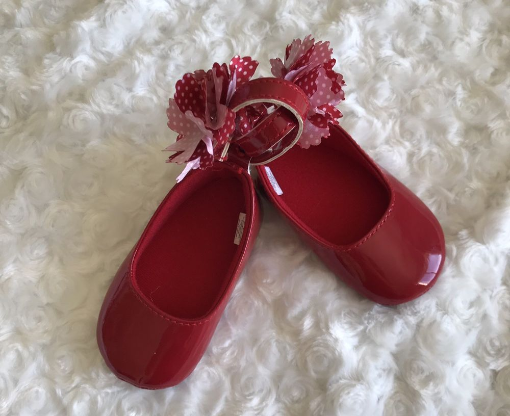 Stepping Stones Infant Girl Red