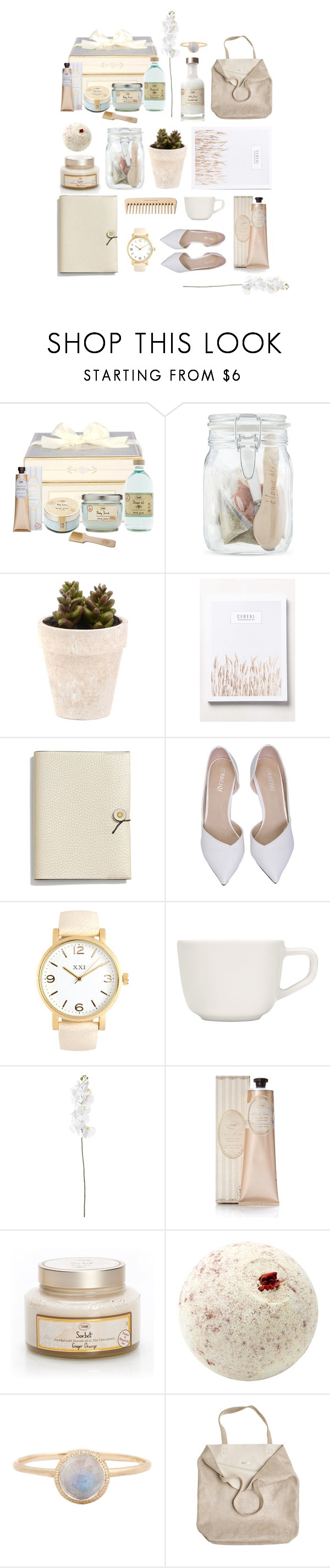 """37."" by sabon ❤ liked on Polyvore featuring Boska, Coach, The Body Shop, Forever 21, iittala, Monserat De Lucca, Beauty, polyvorecommunity and polyvoreeditorial"