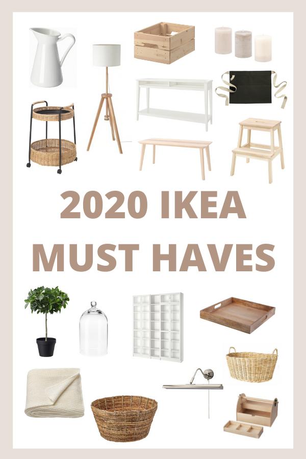 Ikea Must Haveseffortless Style Blog Ikea