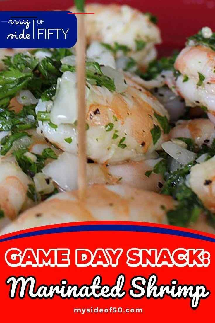 Delicious Marinated Shrimp Appetizer | Simple Make Ahead ...