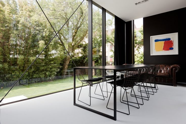 restauration house VH | brugge - Projects - CAAN Architecten / Gent