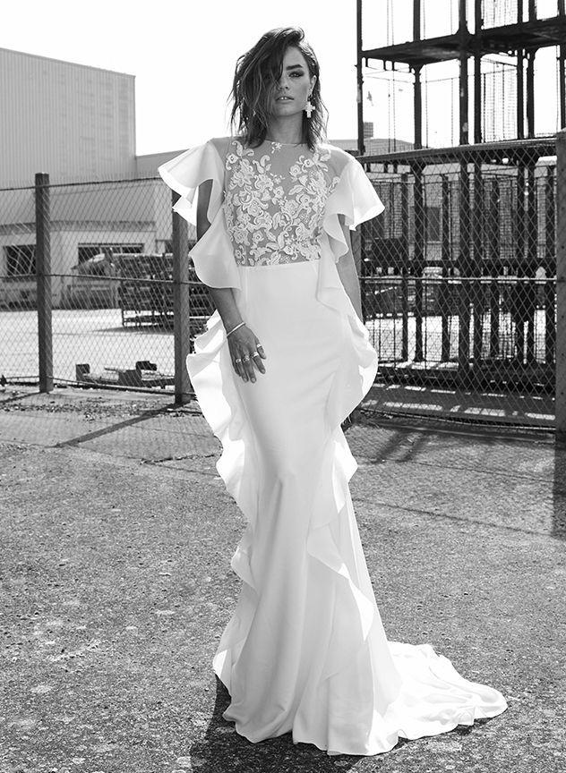 rime arodaki wedding dress robe mari e 2018 robe de mari e couleur et belle robe de mari e