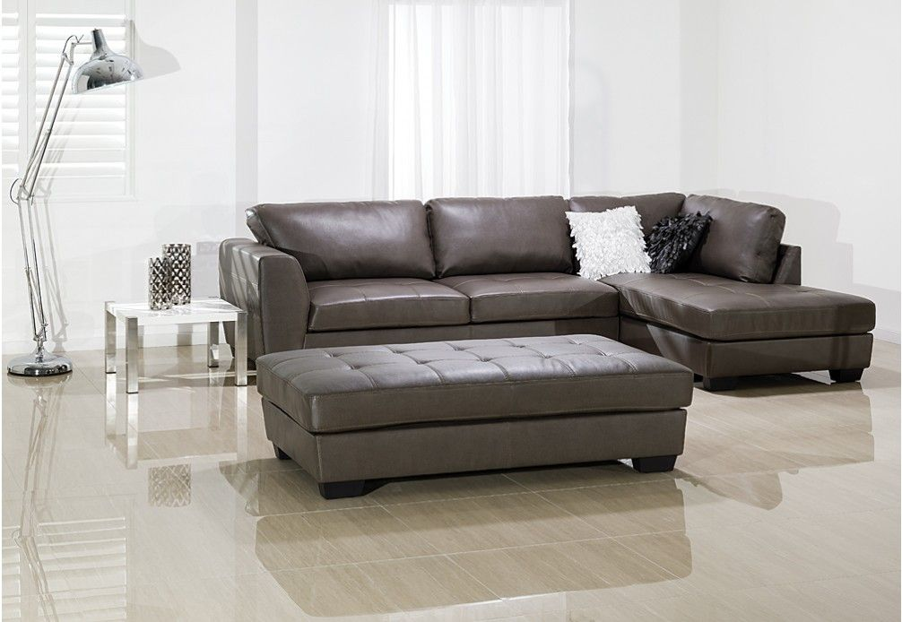 Outstanding Oracle Leather Look Corner Lounge Suite Super Amart Ibusinesslaw Wood Chair Design Ideas Ibusinesslaworg