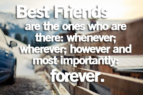 I Ll Always Be Here For You Quotes: No Matter Where She Is, I Know My Best Friend Will Be Here