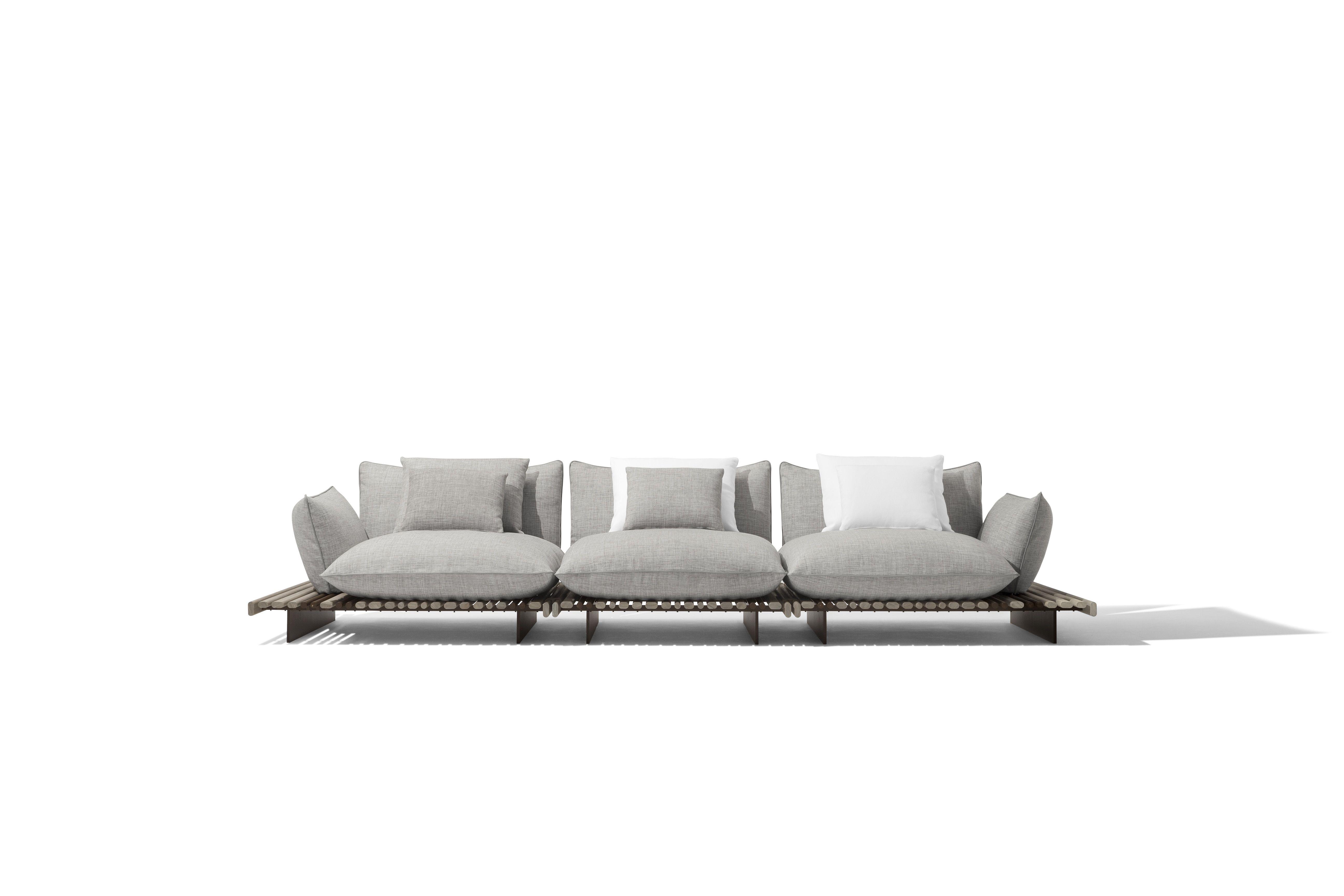 Apsara outdoor sofa Gior ti Design by Ludovica Roberto