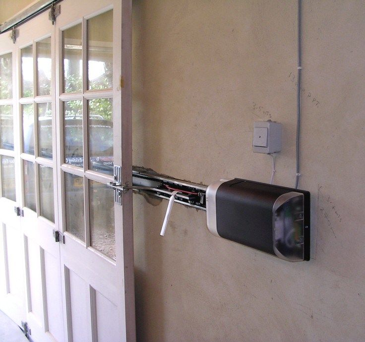 A Sliding Garage Door System Is Probably The Most Functional