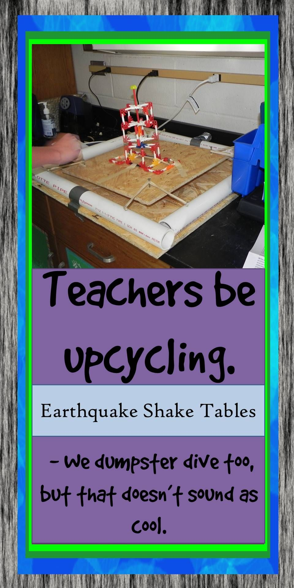 Earth Science Earthquakes Problem Based Learning Pbl Circuit Lessons For Elementary And Middle School Full Project With Student Worksheets Construction Directions More