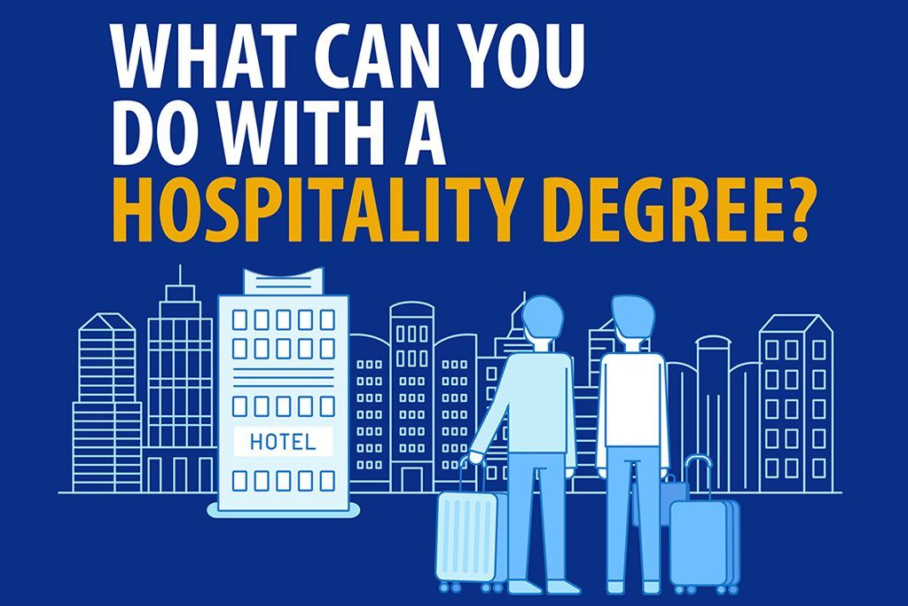 New eBook What Can You Do With a Hospitality Degree