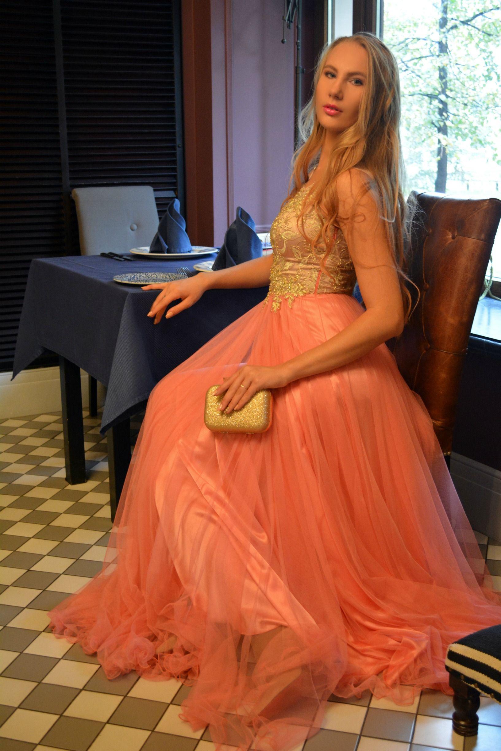 2753a64e9eb Шикарное платье