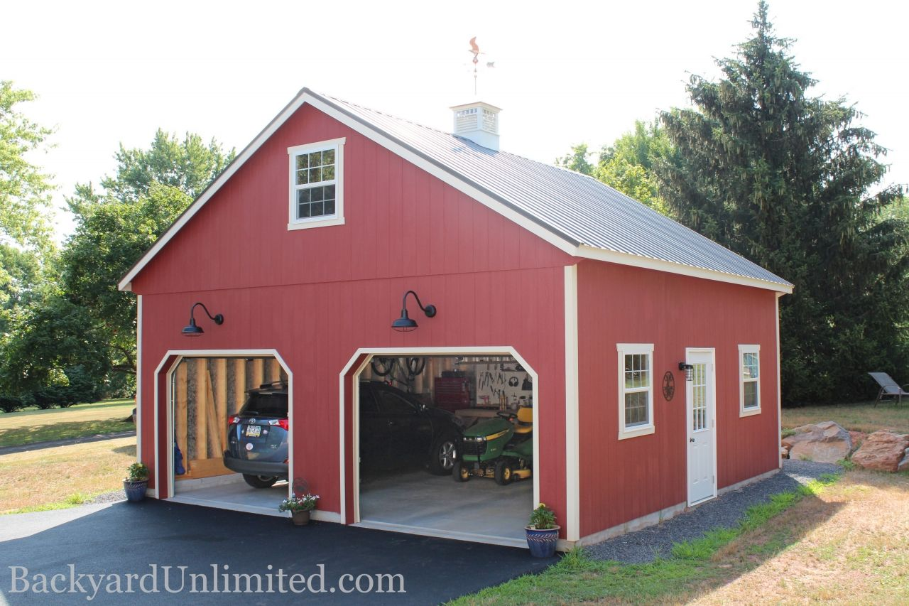 MultiCar Garages for Sale (With images) Two story