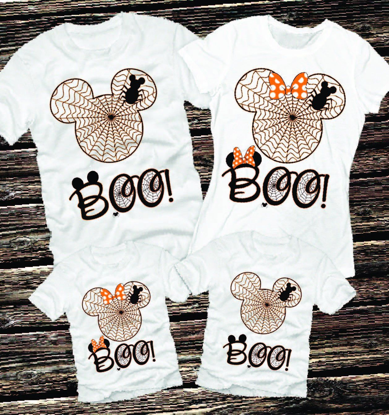 Disney Halloween Shirts Etsy.Boo Disney Shirts Family Halloween Shirts Matching Halloween