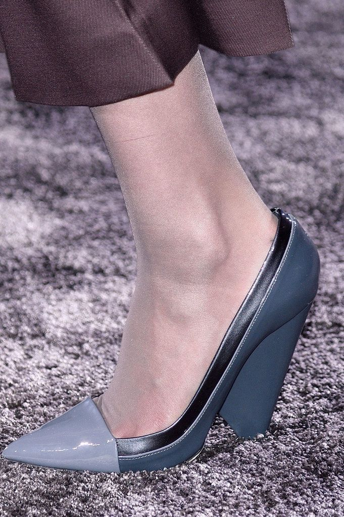 Check Out the Latest Designer Shoes That Just Walked the Runway at PFW - #at #Check #Designer #Just #Latest #Out #PFW #Runway #Shoes #That #The #Walked